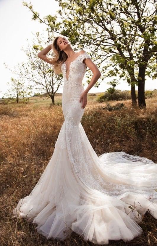 50% zľava na prenájom svadobných šiat Galia Lahav GALA 702. Cena za  prenájom 1590 EUR s DPH. 94b67ce850a