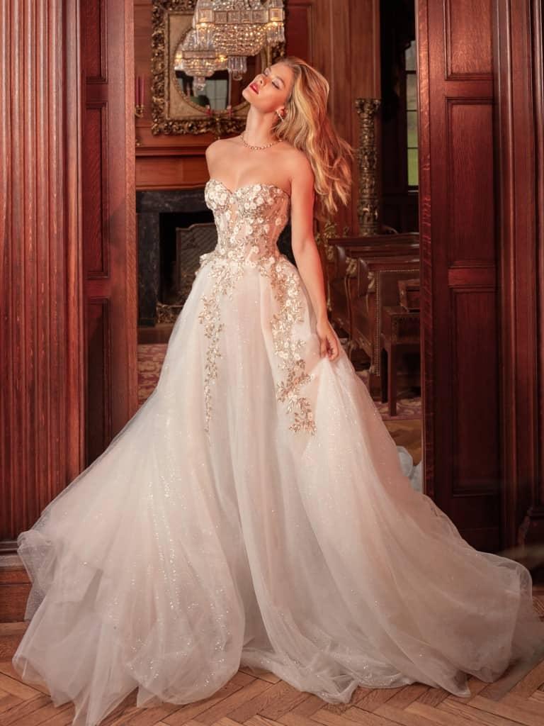 1f8beb5b7 Predaj svadobných šiat - klasické, romantické, zmyselné a haute couture