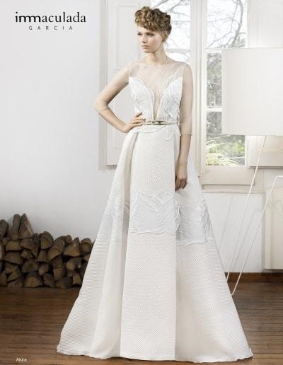 Bohémske svadobné šaty - Inmaculada Garcia - Akira