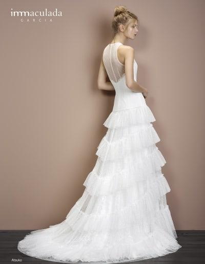 Bohémske svadobné šaty - Inmaculada Garcia - Atsuko