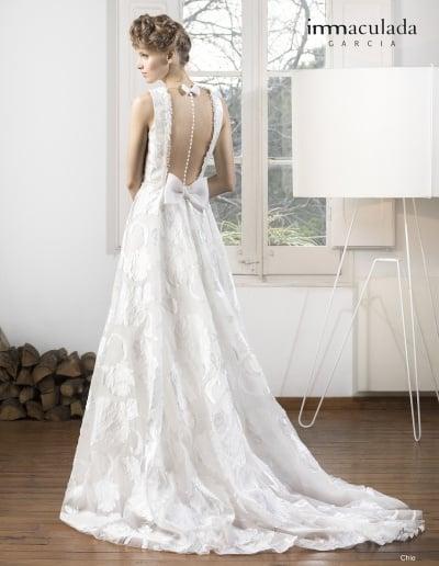 Bohémske svadobné šaty - Inmaculada Garcia - Chie
