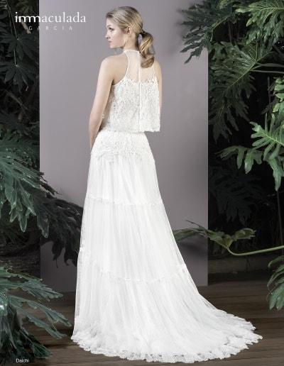 Bohémske svadobné šaty - Inmaculada Garcia - Daichi