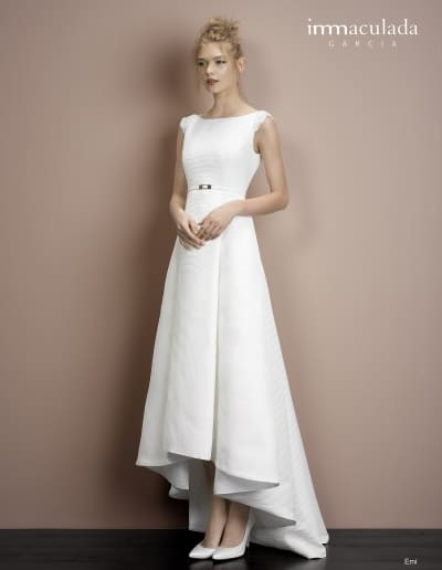 Bohémske svadobné šaty - Inmaculada Garcia - Emi
