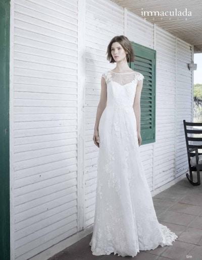 Bohémske svadobné šaty - Inmaculada Garcia - Erin
