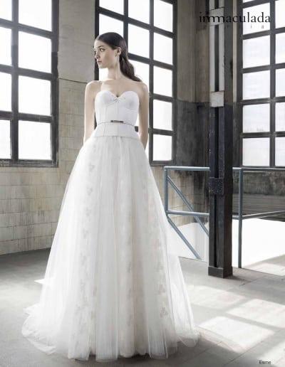 Bohémske svadobné šaty - Inmaculada Garcia - Esme