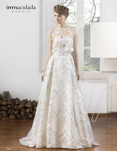 Bohémske svadobné šaty - Inmaculada Garcia - Etsu