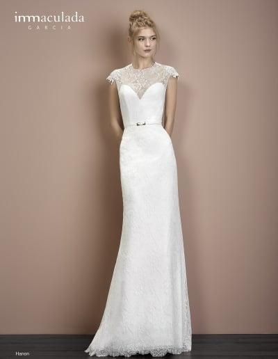 Bohémske svadobné šaty - Inmaculada Garcia - Hanon