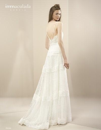 Bohémske svadobné šaty - Inmaculada Garcia - Haruka
