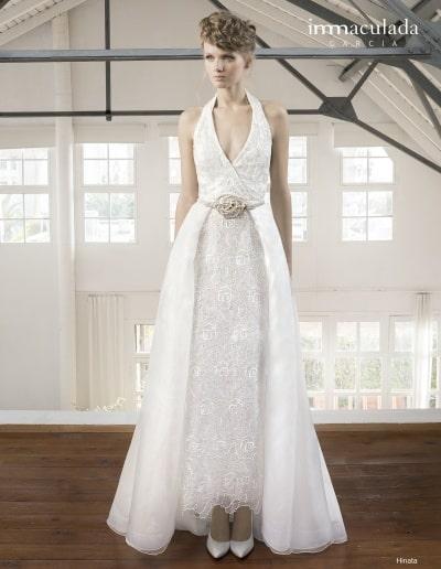 Bohémske svadobné šaty - Inmaculada Garcia - Hinata