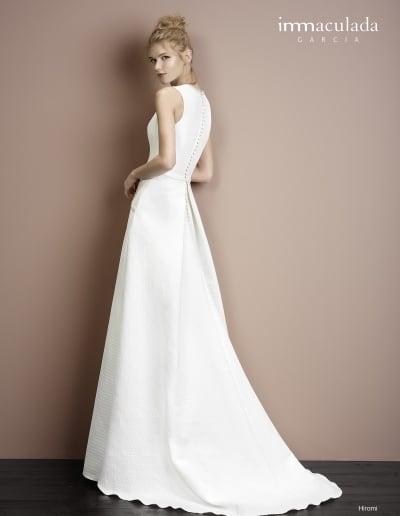 Bohémske svadobné šaty - Inmaculada Garcia - Hiromi
