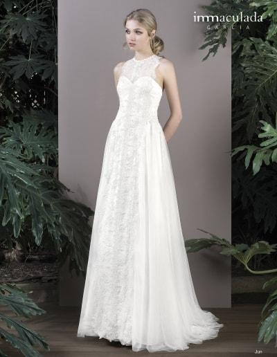 Bohémske svadobné šaty - Inmaculada Garcia - Jun