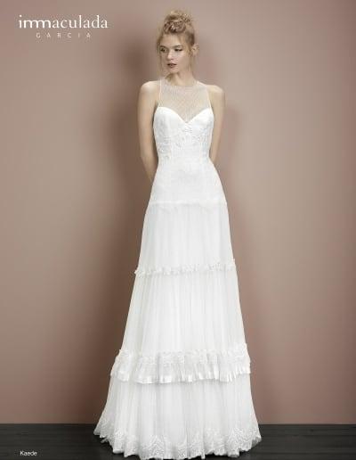 Bohémske svadobné šaty - Inmaculada Garcia - Kaede