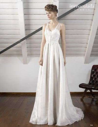 Bohémske svadobné šaty - Inmaculada Garcia - Kai