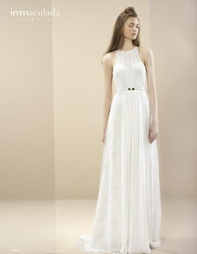 Bohémske svadobné šaty - Inmaculada Garcia - Karen
