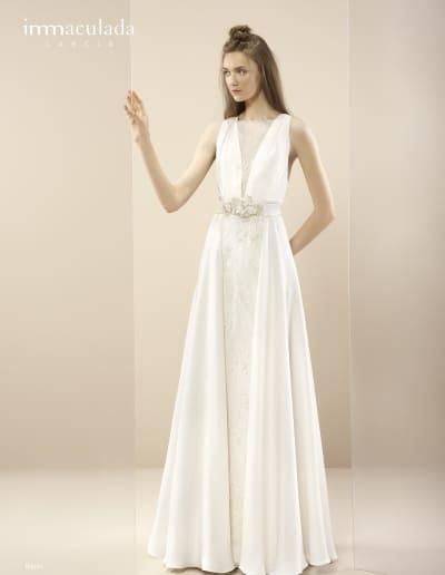 Bohémske svadobné šaty - Inmaculada Garcia - Karin