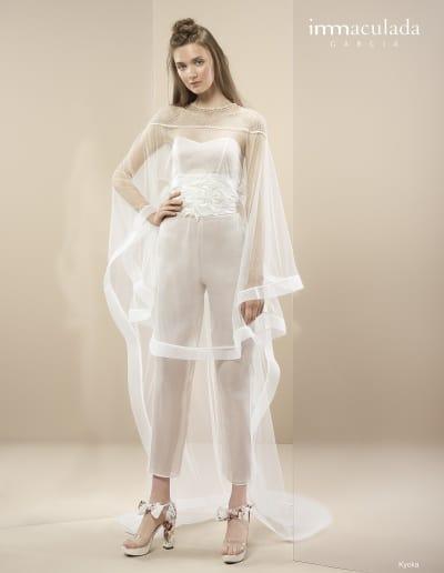 Bohémske svadobné šaty - Inmaculada Garcia - Kyoka