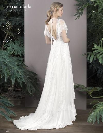 Bohémske svadobné šaty - Inmaculada Garcia - Mai