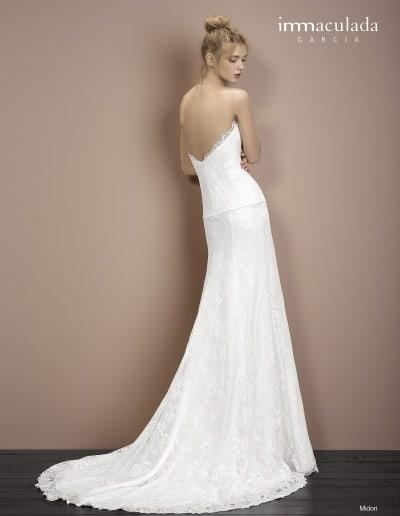 Bohémske svadobné šaty - Inmaculada Garcia - Midori