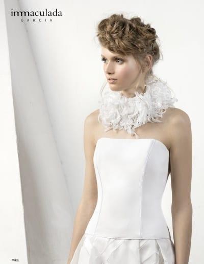 Bohémske svadobné šaty - Inmaculada Garcia - Mika