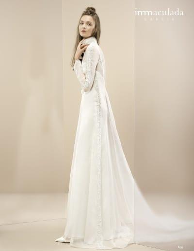 Bohémske svadobné šaty - Inmaculada Garcia - Mio