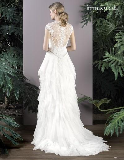 Bohémske svadobné šaty - Inmaculada Garcia - Miu