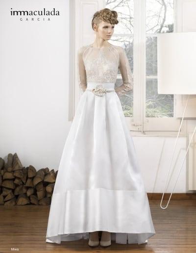 Bohémske svadobné šaty - Inmaculada Garcia - Miwa
