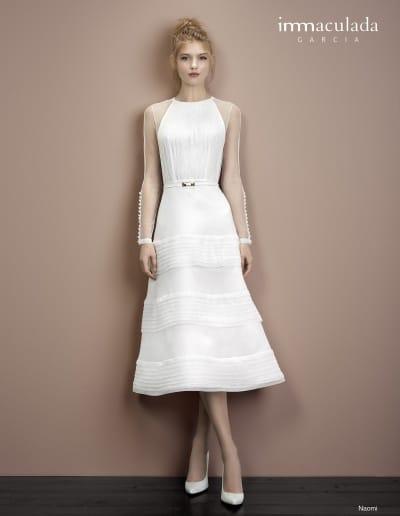 Bohémske svadobné šaty - Inmaculada Garcia - Naomi