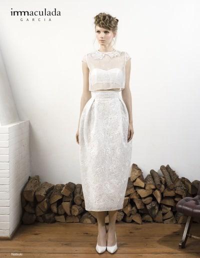 Bohémske svadobné šaty - Inmaculada Garcia - Natsuki