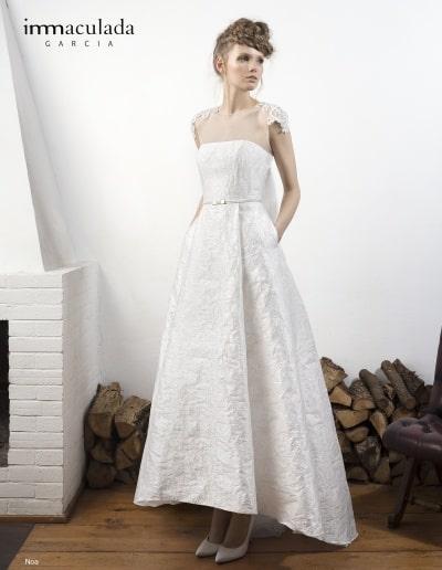 Bohémske svadobné šaty - Inmaculada Garcia - Noa