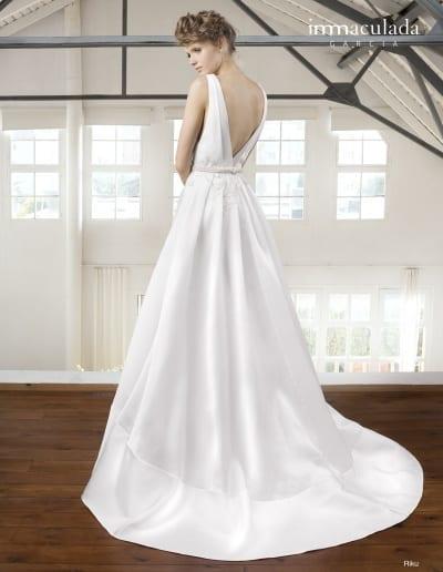 Bohémske svadobné šaty - Inmaculada Garcia - Riku
