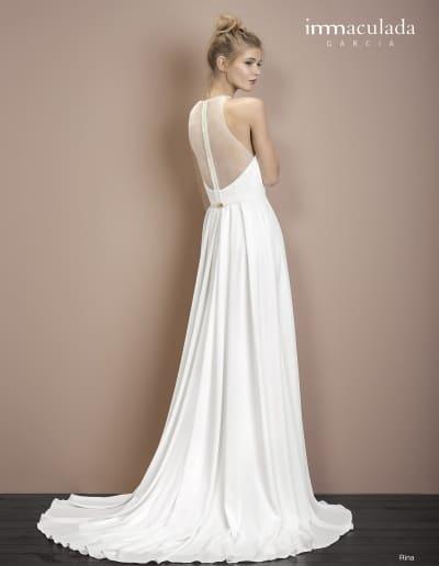 Bohémske svadobné šaty - Inmaculada Garcia - Rina