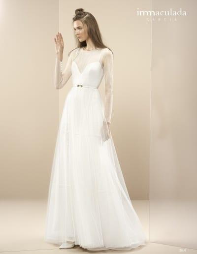 Bohémske svadobné šaty - Inmaculada Garcia - Saki