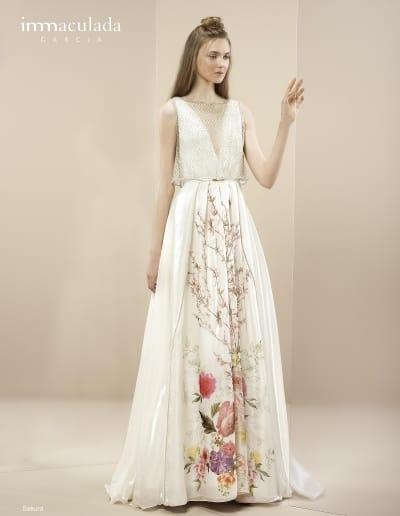 Bohémske svadobné šaty - Inmaculada Garcia - Sakura