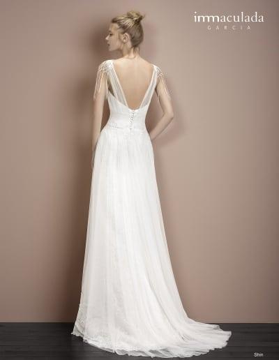 Bohémske svadobné šaty - Inmaculada Garcia - Shin