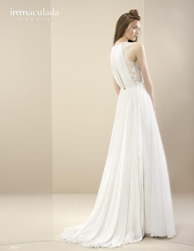 Bohémske svadobné šaty - Inmaculada Garcia - Shion