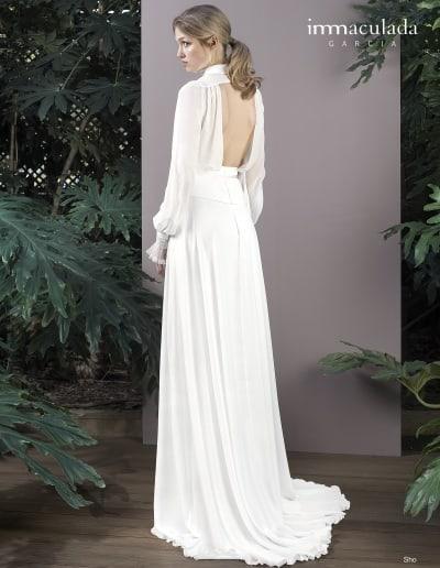 Bohémske svadobné šaty - Inmaculada Garcia - Sho