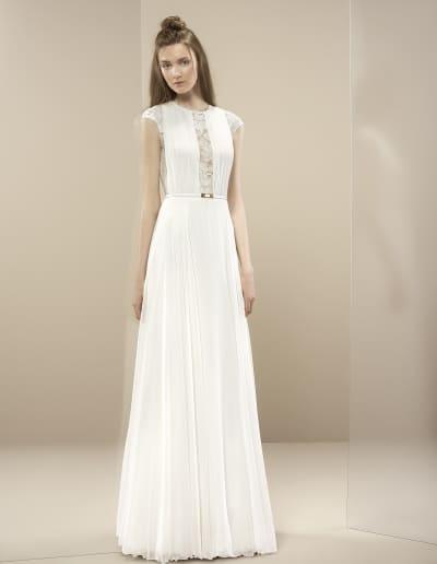 Bohémske svadobné šaty - Inmaculada Garcia - Taiki
