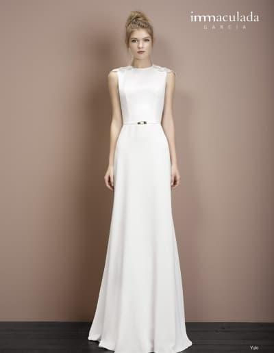Bohémske svadobné šaty - Inmaculada Garcia - Yuki
