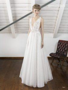 Výpredaj! Zľava 50% na celú kolekciu svadobných šiat Inmaculada Garcia a8bcea71f7f