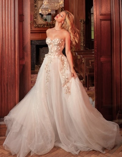 Galia Lahav Couture - Queen of Hearts - Aelin