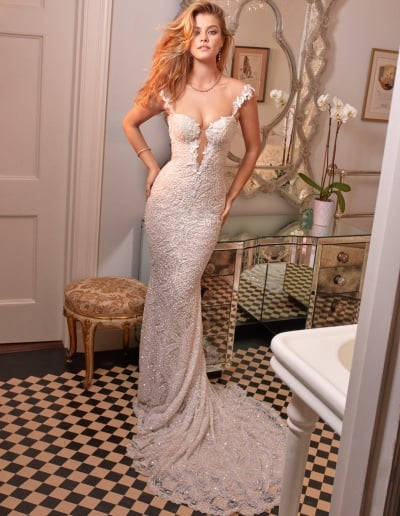 Galia Lahav Couture - Queen of Hearts - Harlow