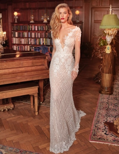 Galia Lahav Couture - Queen of Hearts - Rhiannon