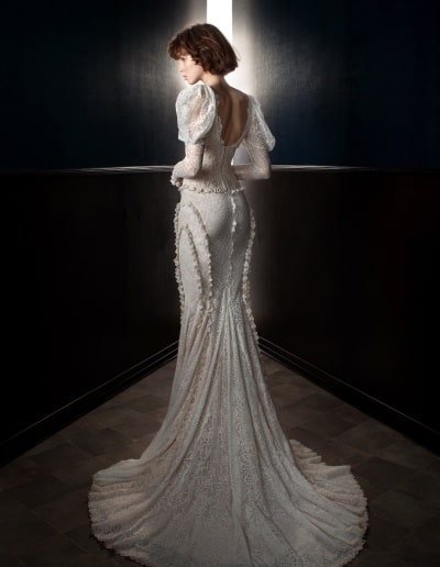 Galia Lahav Couture - Victorian Affinity - Charlie and Dolly Belt