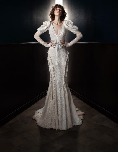 Galia Lahav Couture - Victorian Affinity - Charlie and Molly Belt