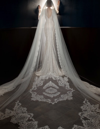 Galia Lahav Couture - Victorian Affinity - Esther Veil