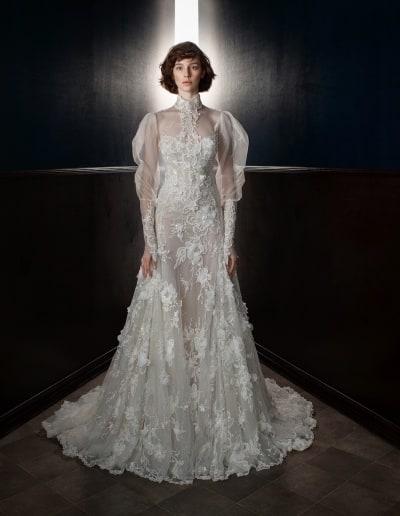 Galia Lahav Couture - Victorian Affinity - Laura + Laura Top