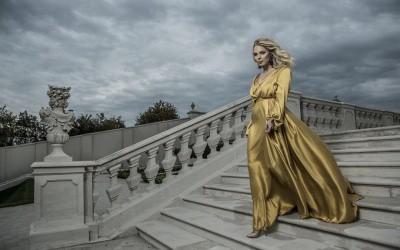 Katka Vavrová – jedinečné spoločenské šaty v našej ponuke