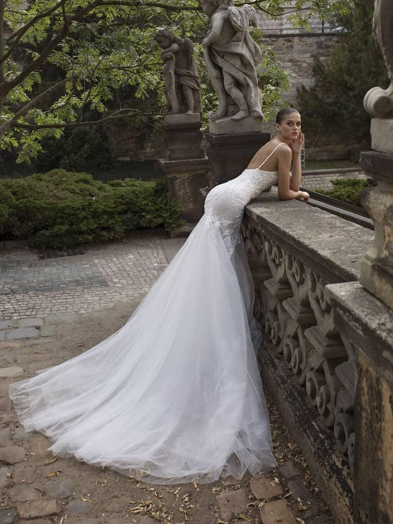 Boho svadobne saty - Helena Kolan - Faith 4