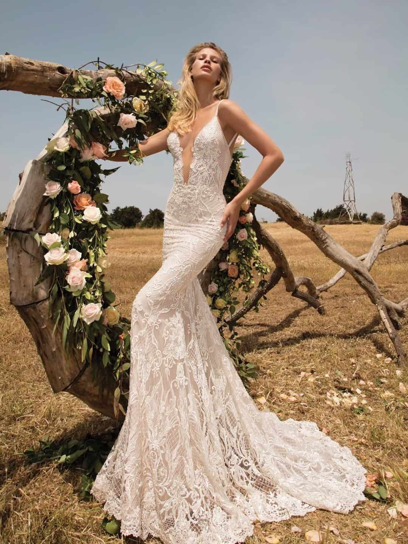 Exkluzivne svadobne saty - Galia Lahav akcia