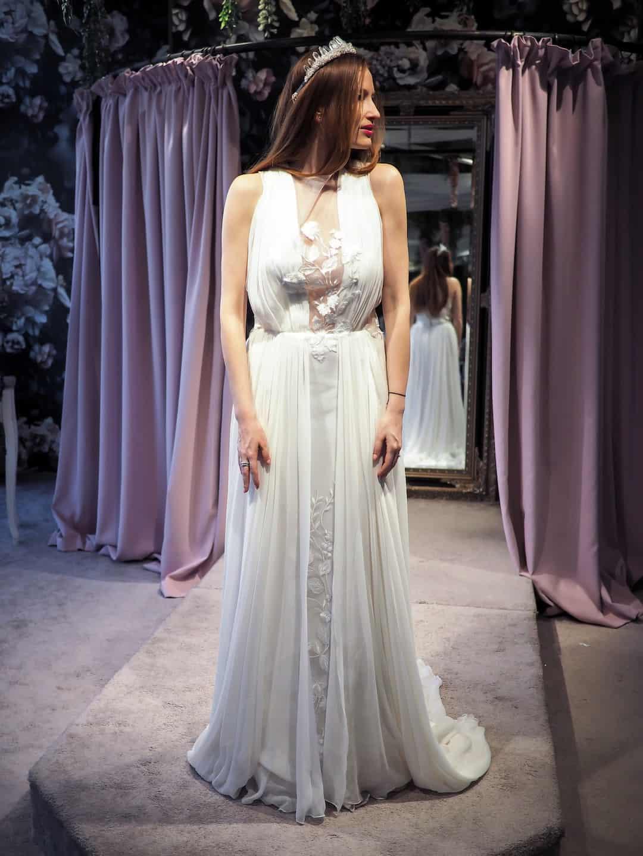 Exkluzivne svadobne saty - vypredaj Inmaculada Garcia